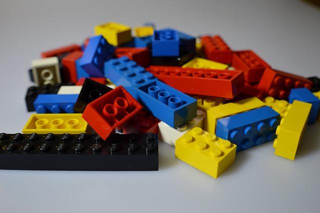 lego kostky