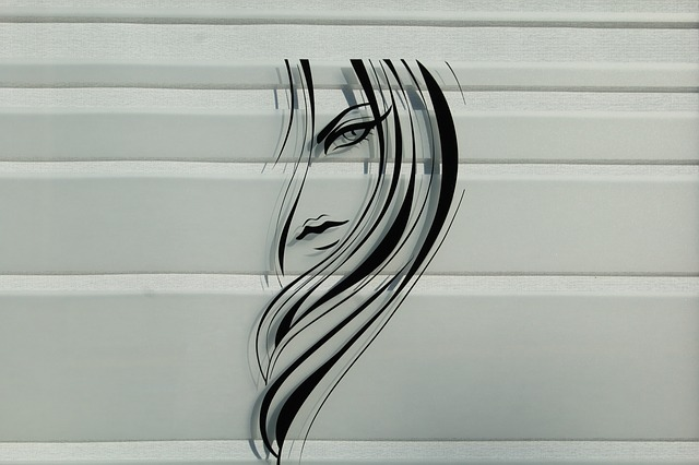 skica vlasů
