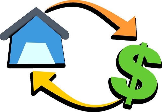 směna domu za peníze