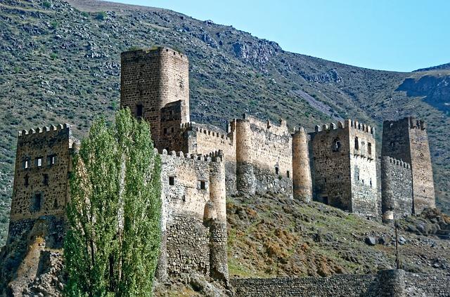 Gruzínská pevnost