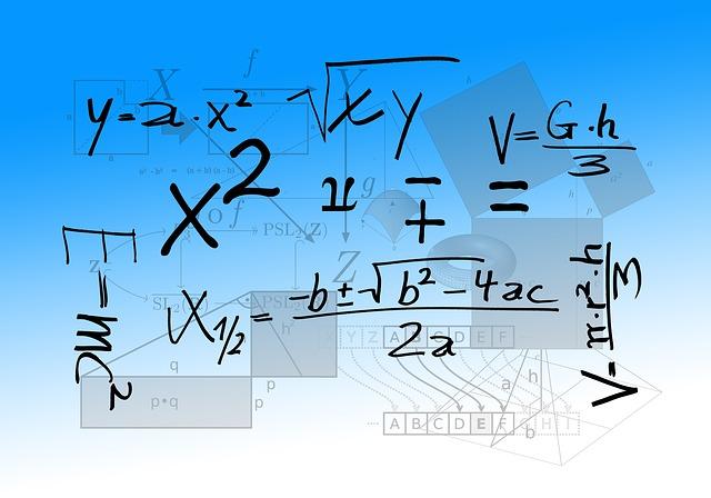 základy matematiky