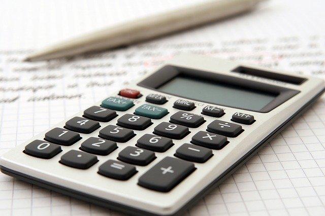 výpočet poplatků