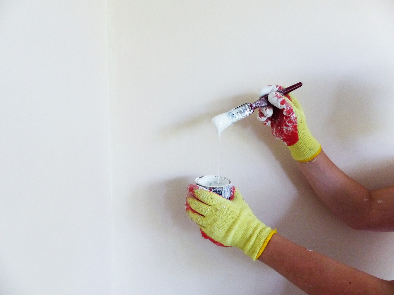 malba stěny